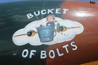 N70GA @ ORL - Bucket of Bolts - not a real C-45, just a Beech 18 - but we'll call it a C-45 here