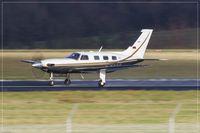 D-ECBE @ EDDR - Piper PA-46-500TP Malibu Meridian - by Jerzy Maciaszek