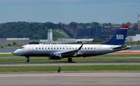 N108HQ @ KDCA - Takeoff National - by Ronald Barker