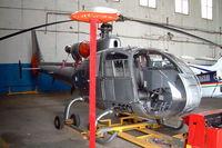 F-GFCI @ LIMB - Aerospatiale SA.341G Gazelle [1206] Milan-Bresso~I 20/07/2004