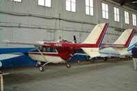 I-RGGG @ LIMB - Cessna T.337G Super Skymaster [P337-0285] Milan-Bresso~I 20/07/2004