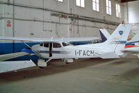 I-FACN @ LIMB - Cessna 172R Skyhawk [172-80147] Milan-Bresso~I 20/07/2004