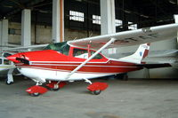 I-STAF @ LIMB - Cessna 182N Skylane [182-60209] Milan-Bresso~I 20/07/2004