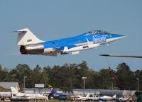 N104RB @ TIX - CF-104D