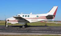 N110EL @ LAL - Beech 90 King Air - by Florida Metal