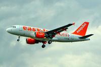G-EZEG @ EGKK - Airbus A319-111 [2181] (EasyJet) Gatwick~G 13/07/2004