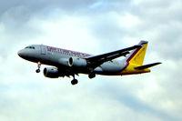 D-AKNJ @ EGKK - Airbus A319-112 [1172] (Germanwings) Gatwick~G 13/07/2004