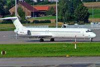 HB-IUH @ LSZH - McDonnell Douglas DC-9-83 [53150] (Crossair) Zurich~HB 22/07/2004