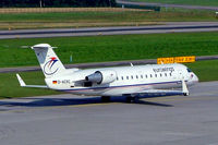D-ACRC @ LSZH - Canadair CRJ-200LR [7573] (Eurowings) Zurich~HB 22/07/2004 - by Ray Barber