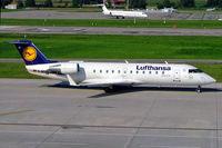 D-ACJA @ LSZH - Canadair CRJ-200LR [7122] (Lufthansa Regional) Zurich~HB 22/07/2004 - by Ray Barber