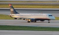 N124HQ @ FLL - USAirways Express - by Florida Metal