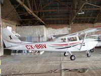 CX-BBV @ SUAA - Avión escuela del Aero Club del Uruguay - by Aeronaves CX