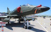 N147EM @ LAL - A-4G Skyhawk