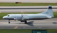 N151FL @ MIA - IFL Group Convair 580