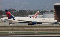 N156DL @ LAX - Delta