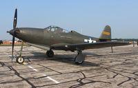 N163FS @ YIP - P-63C King Cobra