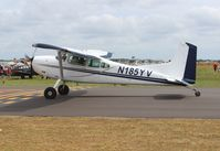 N185YV @ LAL - Cessna 185A