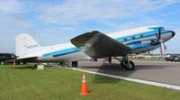 N200MF @ LAL - Turbo Prop DC-3