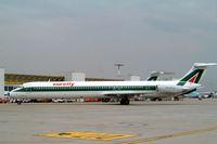 I-DAVA @ LIMC - McDonnell Douglas DC-9-82 [49215] (Eurofly) Milan-Malpensa~I 20/07/2004