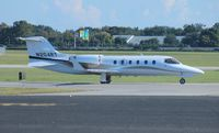 N204RT @ ORL - Lear 31A