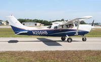 N206HB @ LAL - Cessna 206H