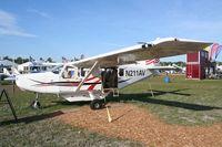 N211AV @ LAL - Gippsland GA-8