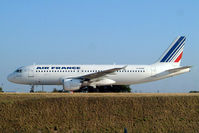 F-GHQK @ LFPG - Airbus A320-211 [0236] (Air France) Paris-Charles De Gaulle~F 24/07/2004