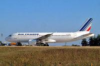 F-GJVW @ LFPG - Airbus A320-211 [0491] (Air France) Paris-Charles De Gaulle~F 24/07/2004