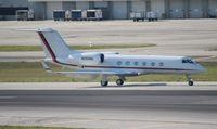 N292MU @ FLL - Gulfstream IV
