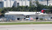 N297PQ @ FLL - Delta Connection CRJ-900