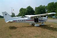 I-CCAQ @ LIMB - R/Cessna F.172M Skyhawk [1336] Milan-Bresso~I 20/07/2004