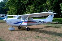 I-CCAR @ LIMB - R/Cessna F.172M Skyhawk [1135] Milan-Bresso~I 20/07/2004