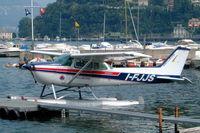 I-FJJS @ LILY - Cessna 172N [172-68905] Lake Como~I 19/07/2004