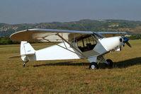 I-INAB @ LIPN - Piper PA-18-150 Super Cub [18-7809175] Verona-Boscomantico~I 17/07/2004