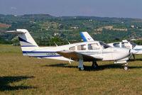 I-AZRO @ LIPN - Piper PA-28RT-201T Turbo Arrow IV [28R-8031025] Verona-Boscomantico~I 17/07/2004