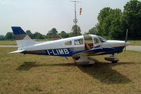 I-LIMB @ LIMB - Piper PA-28-236 Dakota [2811035] Milan-Bresso~I 20/07/2004