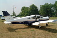 I-GUYD @ LIMB - Piper PA-28R-201 Arrow III [2844009] Milan-Bresso~I 20/07/2004