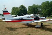 I-ACMM @ LIMB - Piper PA-28-180 Cherokee F [28-7105230] Milan-Bresso~I 20/07/2004