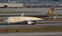 N308UP @ MIA - UPS 767-300
