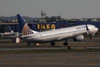 N65832 @ KEWR - Take off