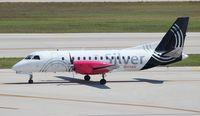 N331AG @ FLL - Silver Airways
