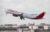 N334QT @ MIA - Avianca A330-200