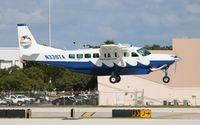 N339TA @ FLL - Cessna 208B