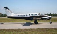 N340JS @ LAL - Cessna 340A