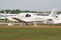 N342AC @ LAL - Cirrus SR22 - by Florida Metal
