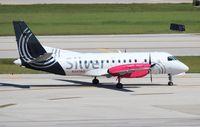 N347AG @ FLL - Silver Airways