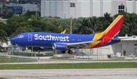 N369SW @ FLL - Southwest