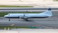 N371FL @ MIA - Convair 5800 - by Florida Metal