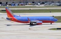 N371SW @ FLL - Southwest