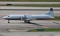 N391FL @ MIA - Convair 5800